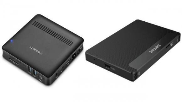 Albohes V9 e Zotac ZBOX Pico PI225-GK: due nuovi miniPC compatti, silenziosi, efficienti