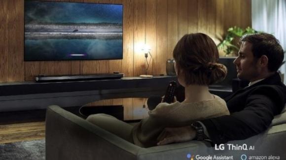 CES 2019: LG anticipa le tecnologie dell'immagine, anche con TV 8K, HDMI 2.1, e proiettori a tiro ultracorto