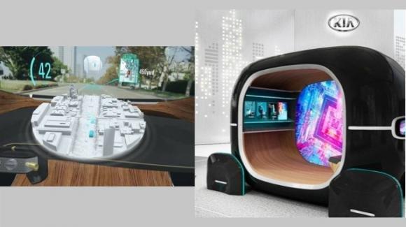 Guida smart: al CES 2019 Nissan porta la tecnologia Invisibile-to-Visible, e Nissan la guida emozionale