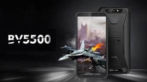 Blackview BV5500: smartphone corazzato anti Apocalisse, con 2 giorni di autonomia e doppia postcamera