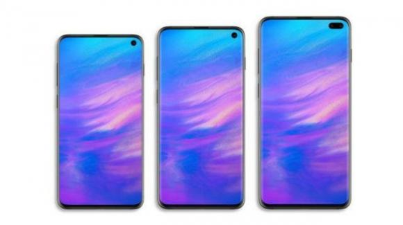 Samsung Galaxy S10: rumors su design, colorazioni, RAM, batterie, e fotocamere