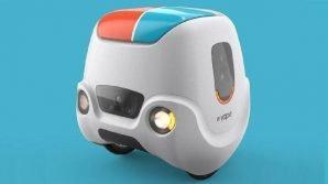 Robot: ecco gli esemplari annunciati al CES 2019 da Samsung, e-Novia, TactileRobots, ed Ecovacs Robotics
