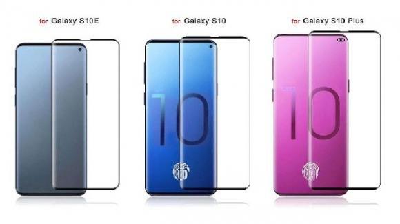 Samsung Galaxy S10: indiscrezioni a proposito di memorie, tipologie di fotocamere, design, ed accessori in-box