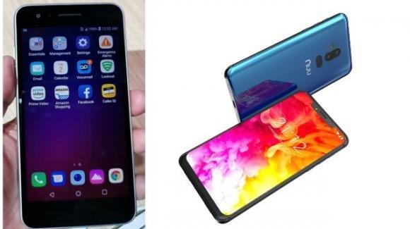 "Dal CES 2019, ecco i ""budget phone"" LG K9s e Nuu Mobile G4"