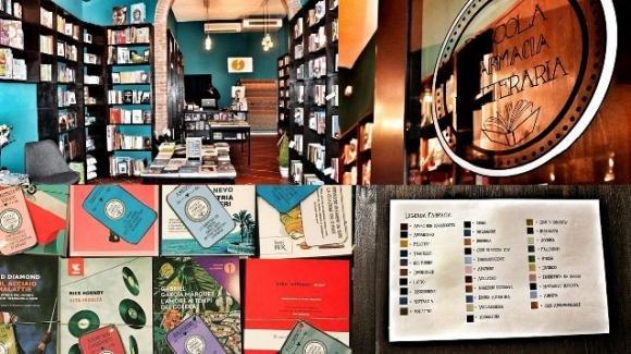 A Firenze la cura per ogni malessere con la Piccola farmacia letteraria
