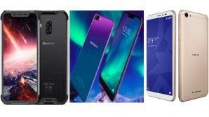 Blackview BV9600 Pro, Doogee Y7 , e Xolo Era 4X: la fascia bassa del mercato telefonico continua a impressionare
