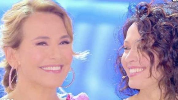 Domenica Live, Barbara D'Urso in lacrime durante l'intervista alla sorella Eleonora