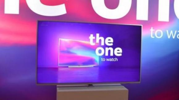 Philips: ecco le prime smart tv del 2019, con tanti OLED, assistenti virtuali, e design