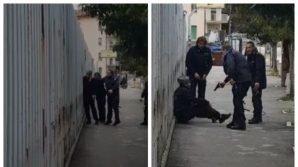 Campobasso, detenuto cerca di evadere: poliziotti gli puntano la pistola e lo aggrediscono