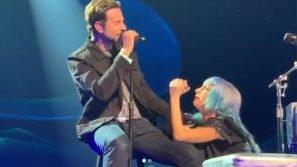 Sorpresa allo show di Lady Gaga: Bradley Cooper sul palco, il duetto infiamma il pubblico