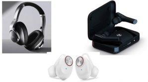 Cuffie ed auricolari wireless: è il momento di Samsung/AKG, Treblab, ed Alfawise