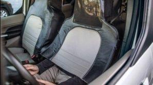 Ford: i test della guida autonoma sono partiti con uomini travestiti da sedili