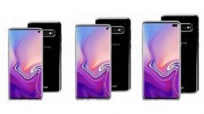 Samsung Galaxy S10: la presentazione è vicina, ma uno tra gli sfondi è già disponibile