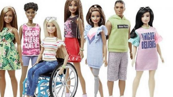 Barbie: in uscita a giugno nuove bambole per l'inclusione