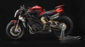 MV Agusta Brutale 1000 serie oro 2019, la moto più bella del salone di Milano