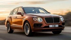 Bentley Bentayga Speed: ecco il nuovo suv più veloce al mondo