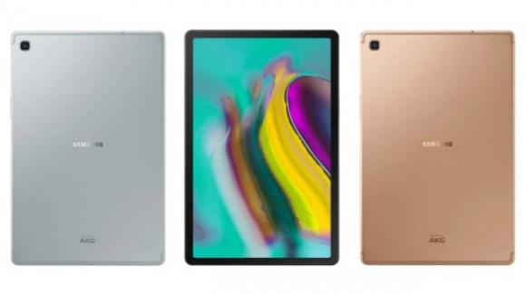 Galaxy Tab S5e ufficiale: ecco il nuovo tablet premium di Samsung adatto agli usi intrattenitivi e professionali