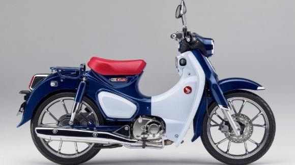 Nuovo Honda Super Cub C 125: lo scooter più venduto al mondo arriva anche in Italia