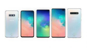Samsung Galaxy S10: ufficiali i nuovi top gamma con display forato, Galaxy Buds, e ricarica wireless inversa