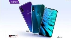 Neffos X20 e Neffos X20 Pro: smartphone entry level con maxi batteria e connessione straordinaria