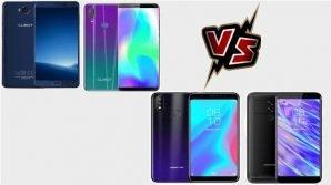 Cubot A5 e Cubot X19 vs HomTom C8 e Homtom S99i: sfida tra smartphone low cost eleganti e funzionali