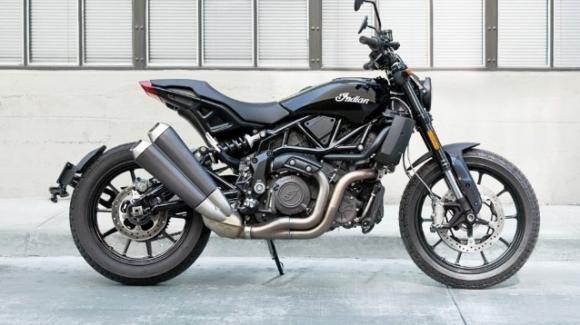 FTR 1200 di Indian Motorcycles, con possibilità di personalizzazione estrema