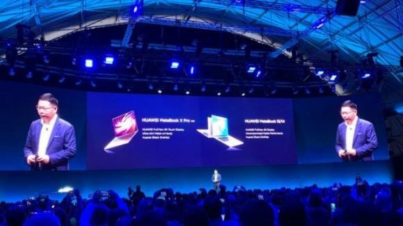MWC 2019: da Huawei la nuova gamma dei portatili MateBook con Windows 10