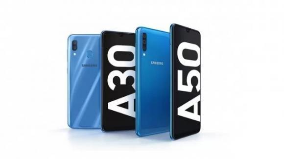 Galaxy A30 e Galaxy A50: al MWC 2019, la fascia media di Samsung punta in alto