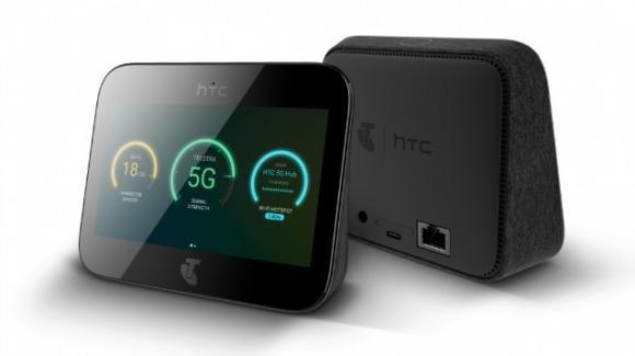 HTC: al MWC 2019 porta la super velocità in casa grazie all'HTC Smart Hub 5G