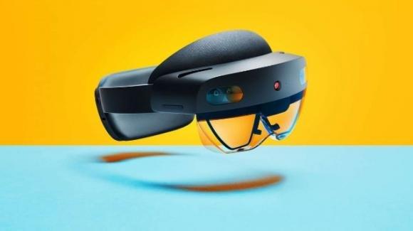 Hololens 2: al MWC 2019 è di scena la realtà mista, grazie al nuovo visore Microsoft