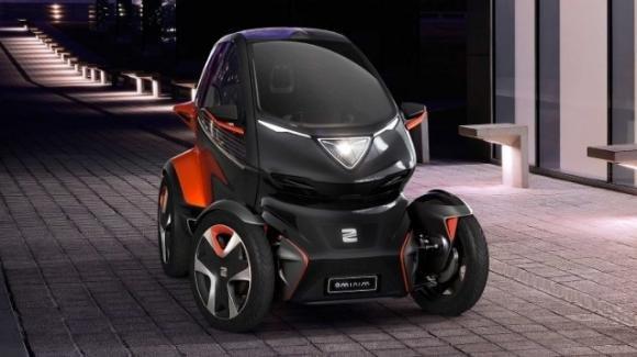 Seat Minimò: al MWC 2019 la microcar elettrica iper-tecnologica per gli spostamenti urbani