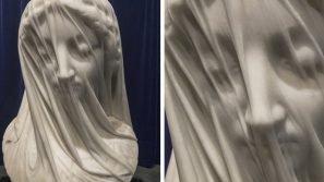 La Vergine Velata: il grande capolavoro di uno scultore italiano