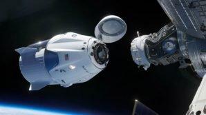 La capsula Dragon sta per giungere alla Stazione Spaziale Internazionale