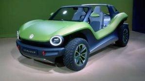 Volkswagen ID Buggy: la concept car vintage, elettrica, ispirata alle Dune Buggy di una volta