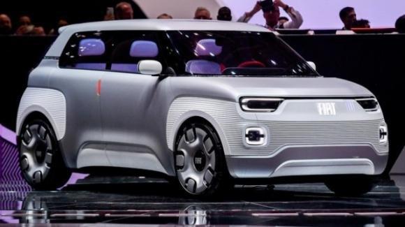 All'autosalone di Ginevra 2019, arriva (come concept car) l'utilitaria elettrica Fiat Centoventi