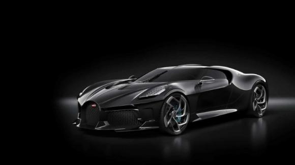 All'autosalone di Ginevra 2019 le esclusive supercar Bugatti La Voiture Noire, Pininfarina Battista, e Koenigsegg Jesko