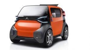 Autosalone di Ginevra 2019: Citroën presenta un mini camper diesel e una microcar elettrica cittadina