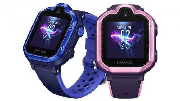 Huawei Kids Watch 3 e 3 Pro: colorati smartwatch per l'infanzia, anche con il 4G