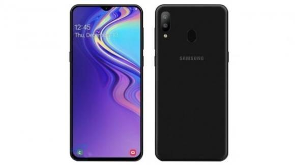 Galaxy A20: ufficiale (in Russia) il nuovo medio-gamma low cost di Samsung
