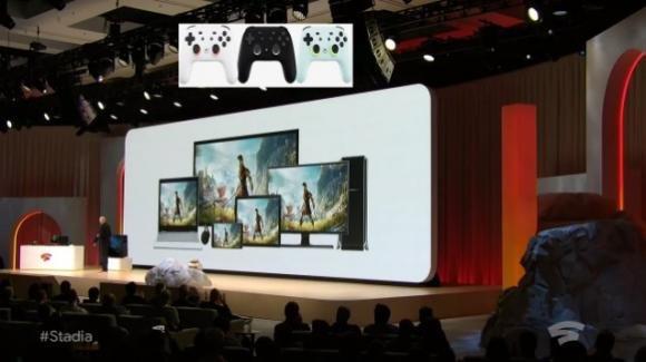 Google rivoluziona il gaming con Stadia, l'hub per il gaming online partecipativo e crossplatform