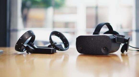 HP Reverb: in arrivo il nuovo visore per la realtà mista, più comodo, leggero, e con migliorata resa grafica