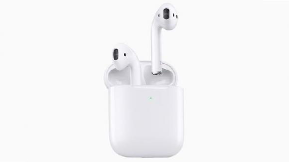 AirPods 2: Apple presenta la seconda generazione degli iconici auricolari true wireless con diverse miglorie