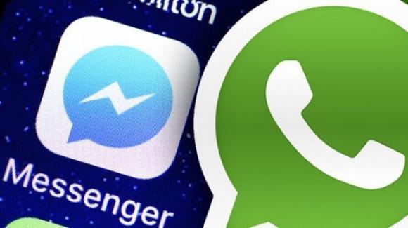 Messenger integra la citazione dei messaggi nelle risposte, WhatsApp porta for Business su iOS