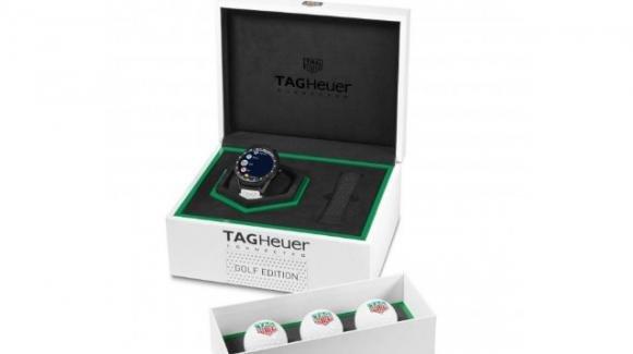 """TAG Heur Modular 45 """"Golf Edition"""": ecco lo smartwatch esclusivo per gli appassionati del golf"""