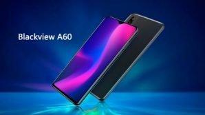 Blackview A60: nuovo smartphone iper-economico con Android Go Edition e doppia fotocamera posteriore