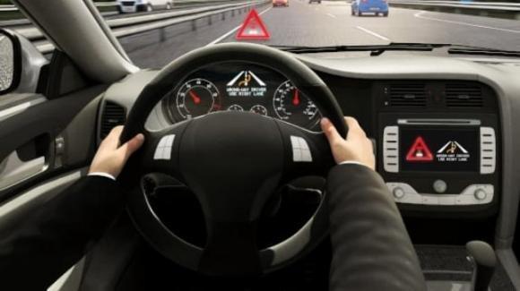 Bosch: arriva in Italia il sistema che avverte se si marcia contromano