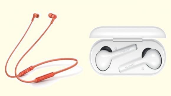 Huawei FreeLace e Huawei FreeBuds Lite: ecco i nuovi wearable per allenarsi in libertà