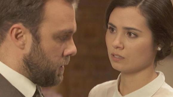 """""""Il Segreto"""" anticipazioni spagnole: Francisca organizza un piano per impedire a Roberto di rapire Maria"""