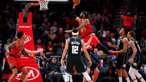 NBA, 31 marzo 2019: super Trae Young abbatte con gli Hawks i Bucks