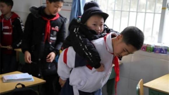 Xu e Zhang: storia di un'amicizia speciale